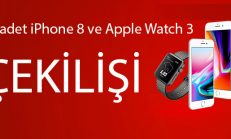 Akbank iPhone 8 ve Apple Watch çekilişi